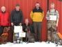 Írsk Setter prófið 30 apríl -2 Maí 2011